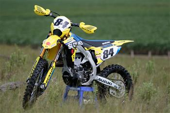 Suzuki Welcomes Chris Hollis #84 To The #RMARMY