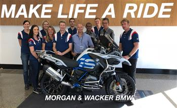 BMW Motorrad Australia announces 2017 Dealer of the Year