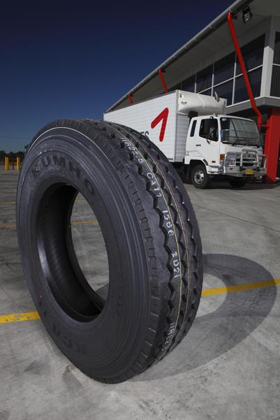 Kumho Deep Tread Tyre Finding Favour In Tough Urban Conditions