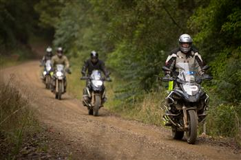 BMW Motorrad Off Road Training & GS Tours.