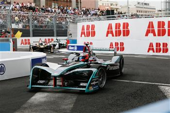 Panasonic Jaguar Racing's Point Scoring Record Continues In Rome
