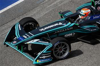 Panasonic Jaguar Racing Head To Paris With Renewed Confidence