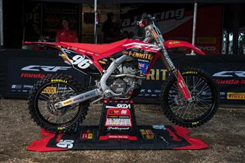Penrite-Pirelli CRF Honda Racing Revved Up For Round 2 MX Nationals