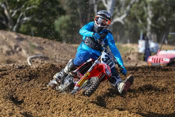 Honda Genuine 'Ride Red' Riders Chasing Top 10 Finishes In Appin