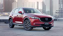 2018 Mazda CX5 B Roll footage