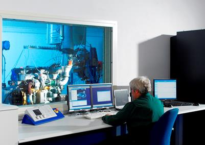 DAF Opens New Engine Test Centre
