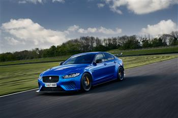Racing Legends Rate Project 8: Jaguar's Newest Star Of Road And Track