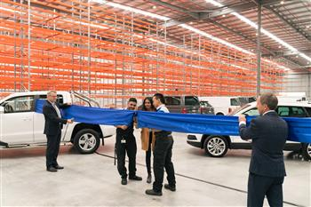 Volkswagen Group Australia opens new expansion to national parts warehouse
