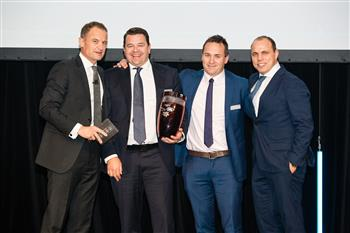 Night of Nights for Jaguar Land Rover Retailers