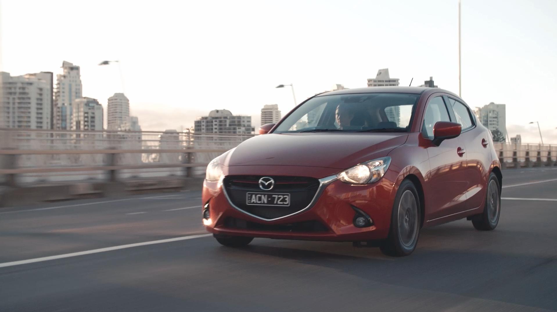 2014 Mazda2.