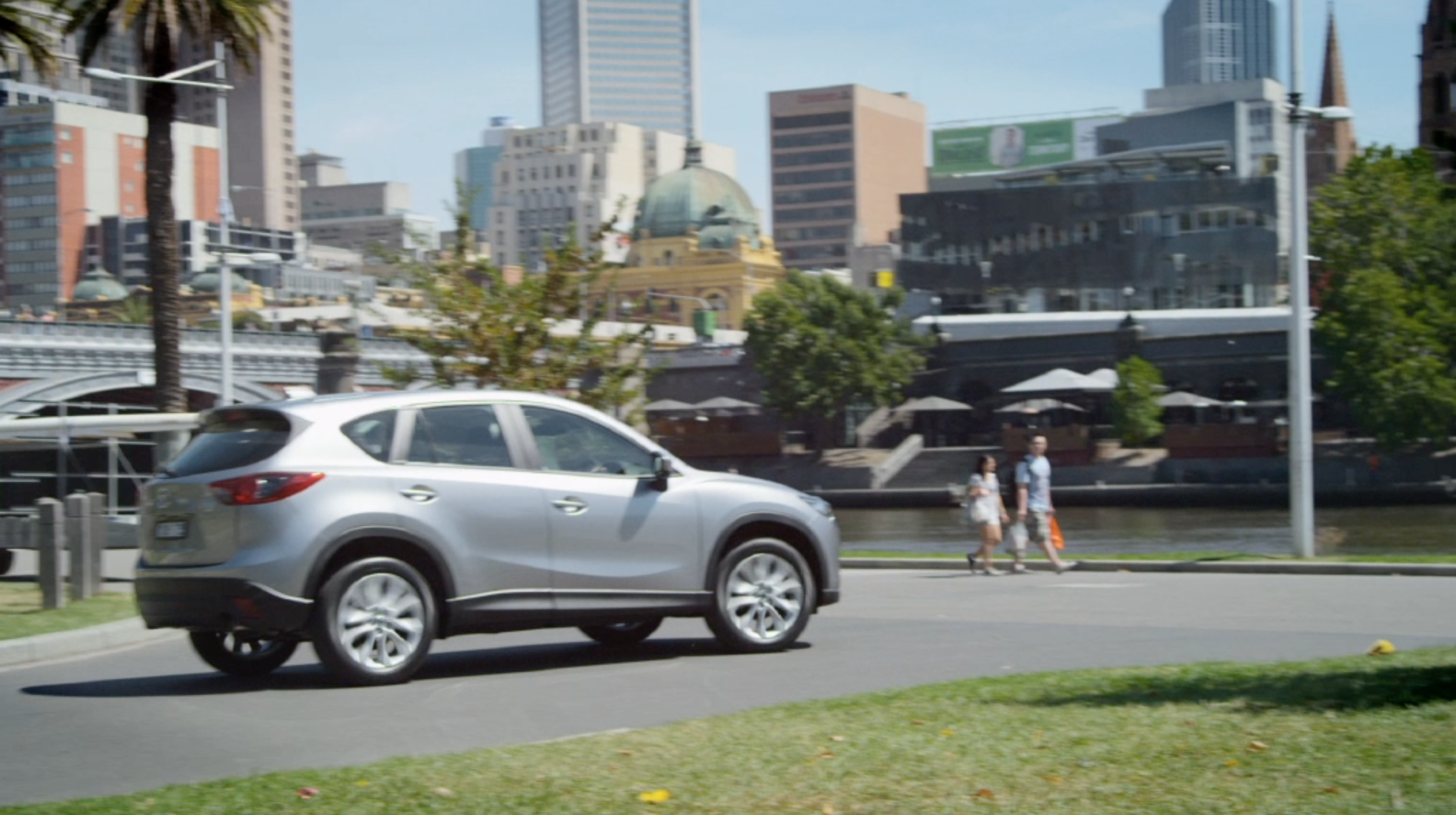 Powerful New 2.5 Litre Engine Debuts in Mazda CX-5.