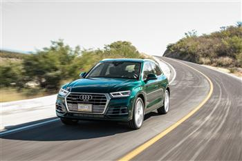2018 Audi Q5 3.0 TDI