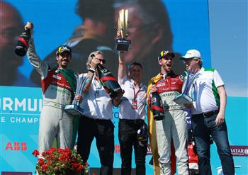 Audi Sport ABT Schaeffler is Formula E Champion