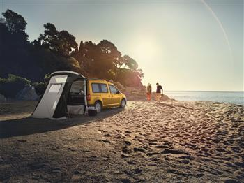 2018 Volkswagen Caddy Beach campervan
