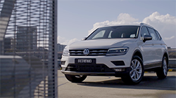 "Building on the multiple award winning Tiguan, the Tiguan Allspace features a full array of Volkswagen Group's sophisticated advanced features – many of them standard – in a package that Volkswagen Group Australia Managing Director Michael Bartsch calls a ""premium SUV that is priced well below the luxury car tax threshold""."