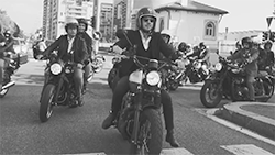 Triumph are incredibly proud to again be supporting the Distinguished Gentleman's ride (DGR) for the fifth year running as the main motorcycle sponsor.  On Sunday September 30th 2018, over 120,000 distinguished gentlefolk in over 650 cities worldwide will don their cravats, straighten their ties, press their tweed, and sit astride their favorite classic styled motorcycle to raise funds and awareness for men's health, specifically prostate cancer and men's mental health.