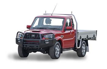 2018 Mahindra PikUp Single Cab 4x4 S6