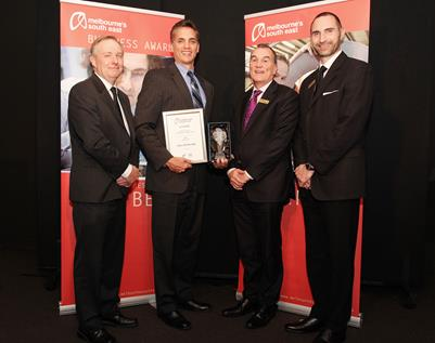 PACCAR Australia Awarded South East Business of the Year