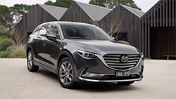 Mazda has defined a new luxury for its award winning seven-seat petrol SUV, introducing more equipment and a new, premium grade for Mazda CX-9.