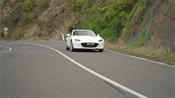 Faithful to the core, New Mazda MX-5 adds more power, torque and tech, delivering on its promise of a thrilling, top-down driving experience.