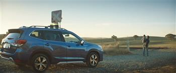 Subaru Forester Embarks On Life's Daily Adventures