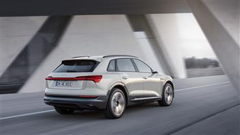 The e-tron as a starting signal: Audi launches e-offensive