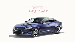 Celebrating Fifty Years of Jaguar XJ.
