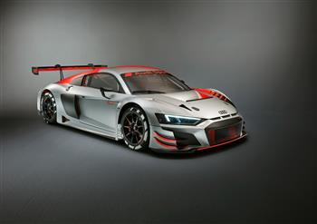 World premiere in Paris: new evolution Audi R8 LMS for customer racing