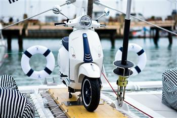 2018 Vespa Primavera 'Yacht Club'