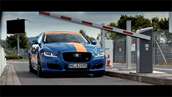 Visitors to the Nürburgring Nordschleife in Germany can now experience the thrill of the fastest production four-door car to lap the legendary circuit as the ultimate XE SV Project 8 with Track Pack becomes the latest Jaguar Race Taxi.  Project 8 is the most extreme performance road-legal Jaguar ever, designed, engineered and hand-assembled by Special Vehicle Operations...