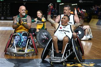 Jaguar Land Rover Pays Tribute To Servicemen And Women At The Invictus Games Sydney 2018