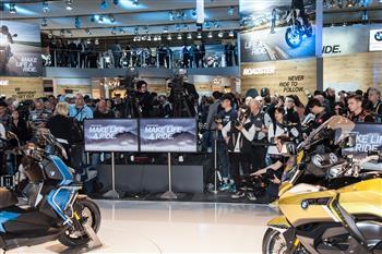 BMW Motorrad at EICMA 2018