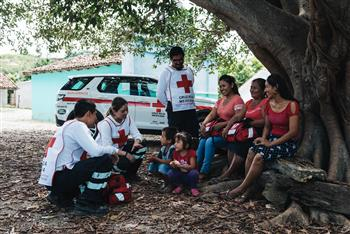 Land Rover Supports Red Cross Disaster Projects Worldwide