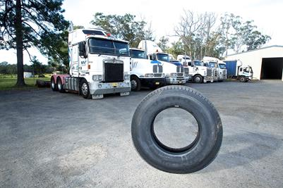 Kumho Plays A Key Role with Leading NSW Transport Operator
