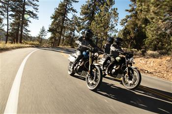 2019 Triumph Scrambler 1200 XE and XC