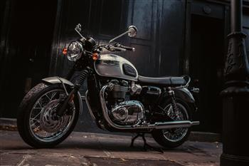 2019 Triumph Bonneville T120 Diamond Edition