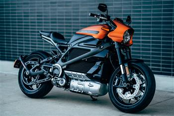 Harley-Davidson® Release Further Details On 2019 Livewire At EICMA Show