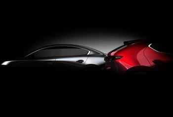 All-New Mazda3 Premieres at Los Angeles Auto Show