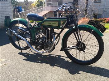 1925 Model 352 JAP engine Royal Enfield