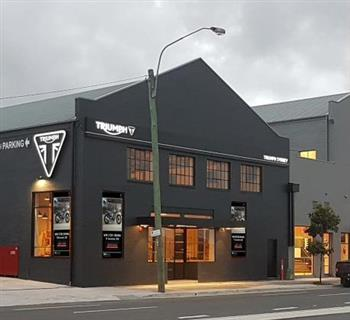 Triumph Store Sydney