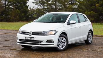 2018 Volkswagen Polo 85TSI Comfortline