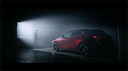 Mazda Reveals All-New Mazda3 at the 2018 Los Angeles Auto Show.