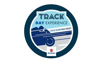 Suzuki Track Day Experience - Phillip Island