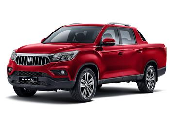 2019 SsangYong LWB Musso