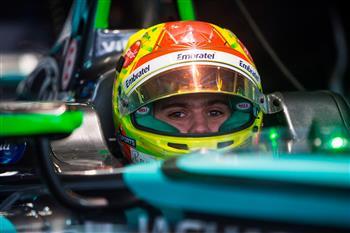 Pietro Fittipaldi To Test Jaguar I-TYPE 3 In Marrakesh