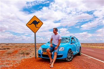Plug Me In: One man's three-year, electrified journey from the Netherlands to Australia