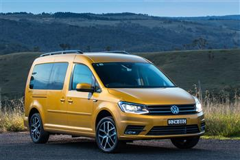 2019 Volkswagen Caddy Beach