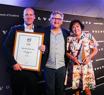Volvo Cars South Yarra winners of the Major Metropolitan Award