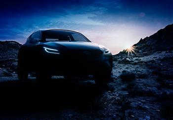 Subaru VIZIV Adrenaline Concept At Geneva
