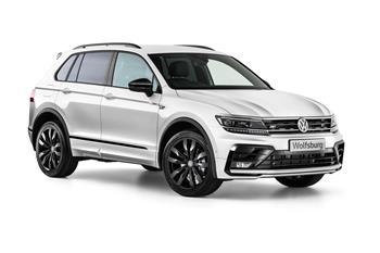 2018 Volkswagen Tiguan Wolfsburg Edition